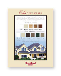 Color Your World Flyer
