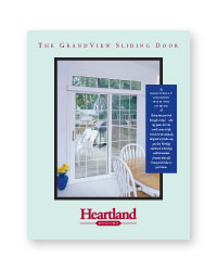 Grandview Sliding Door Series Flyer