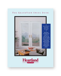 Grandview Swing Door Series Flyer